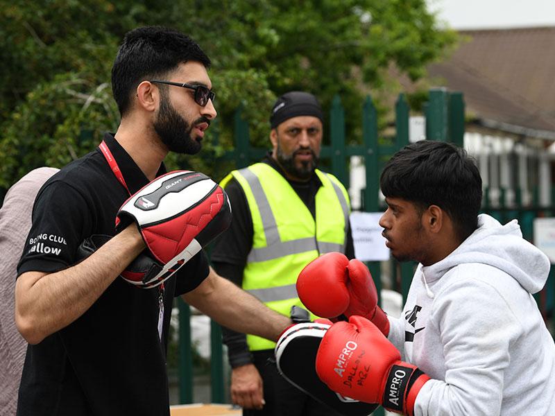 dallow amateur boxing-main