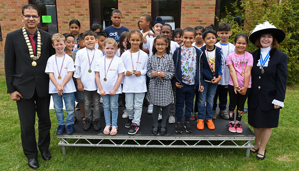 Prince William Award funded by Farley Big Local