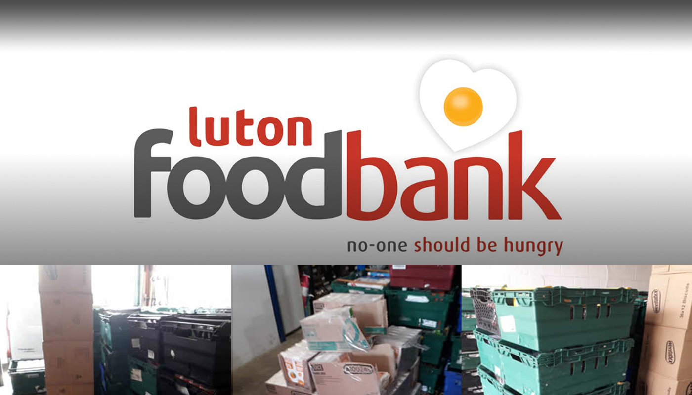 luton food bank donation