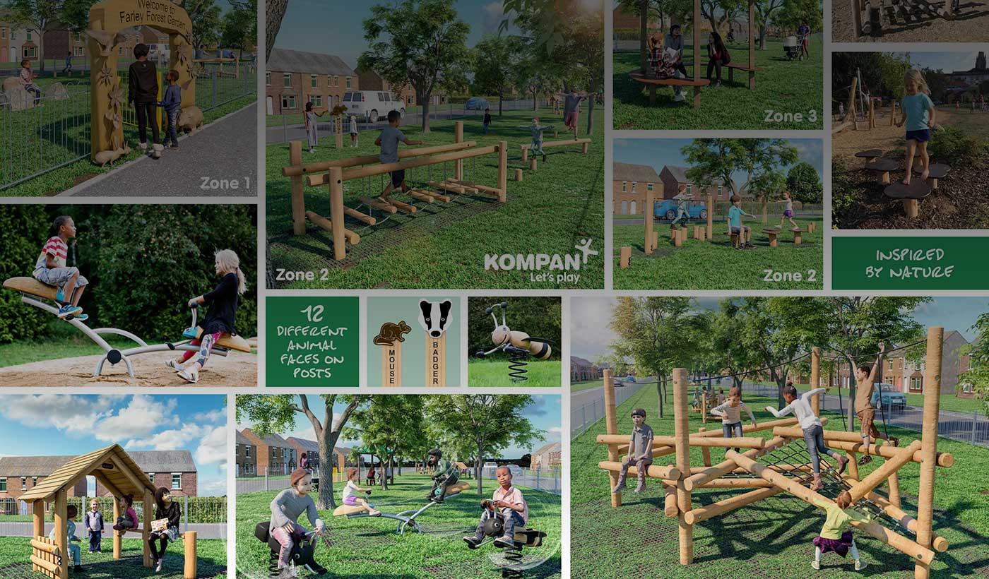 farley forest garden consultation