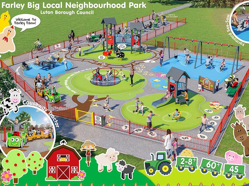 neighbourhood park option1 main